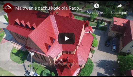 Malowanie kościołów Dachmal