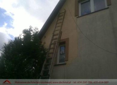 malowanie elewacji budynku