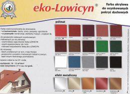 farba do dachu eko-lowicyn