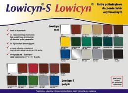 farba do dachu lowicyn S