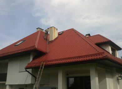 Czyszczenie dachu Oświęcim