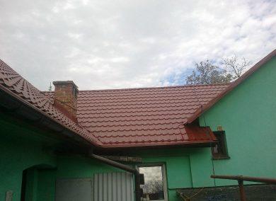 Czyszczenie dachu Tychy