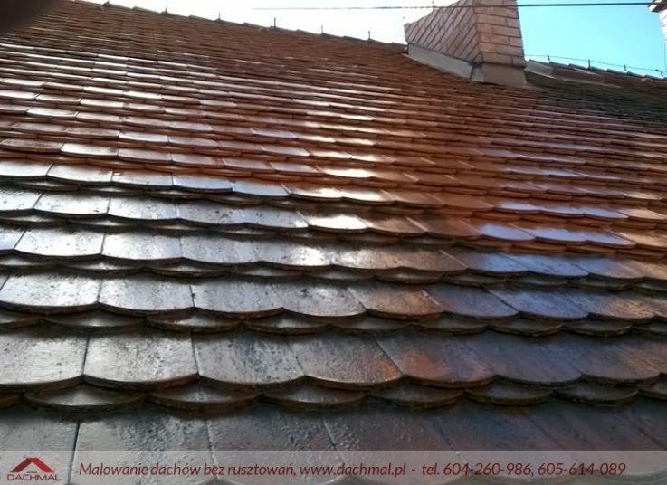 Malowanie dachu Chorzów