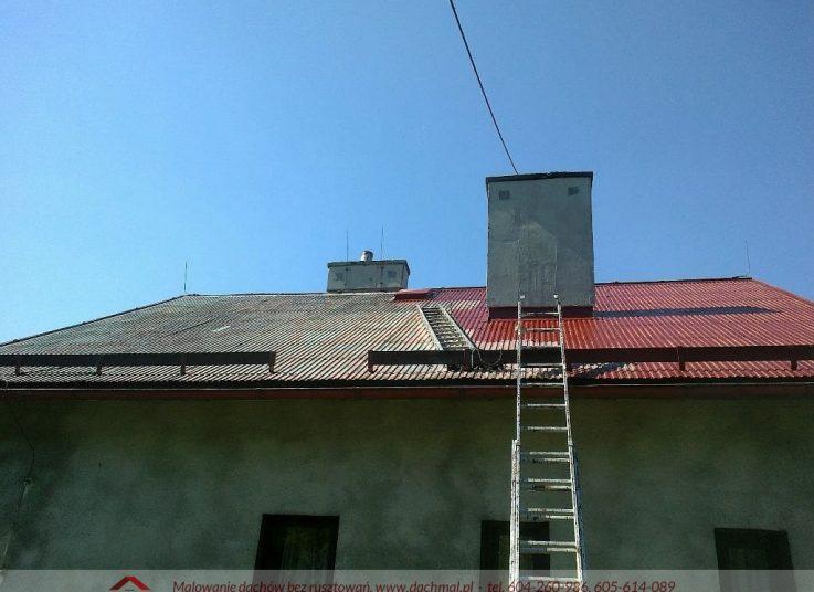Malowanie dachu Oświęcim