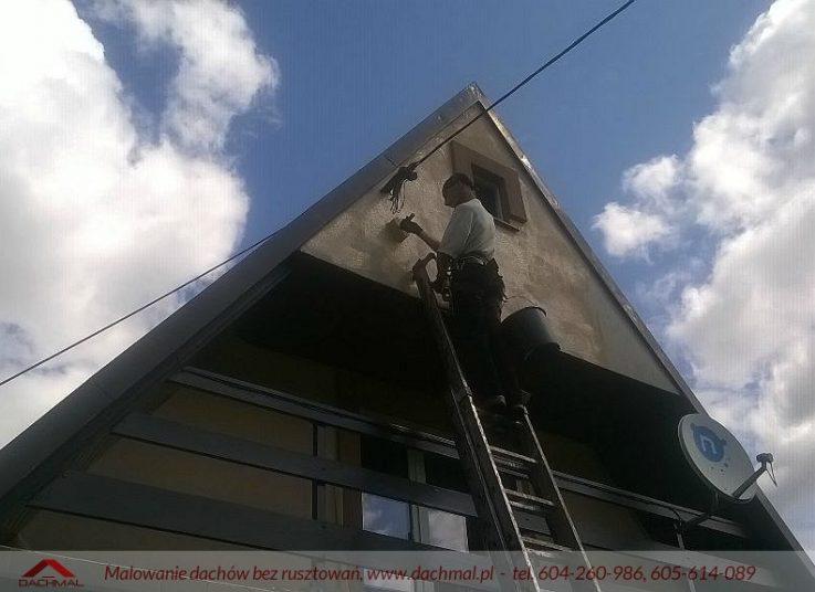 Malowanie domu Białka Tatrzańska