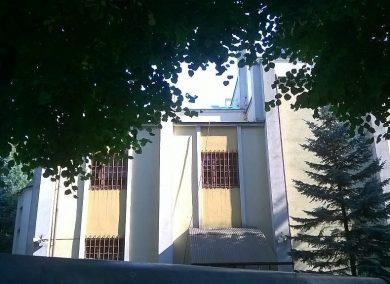 Malowanie kościoła Kraków