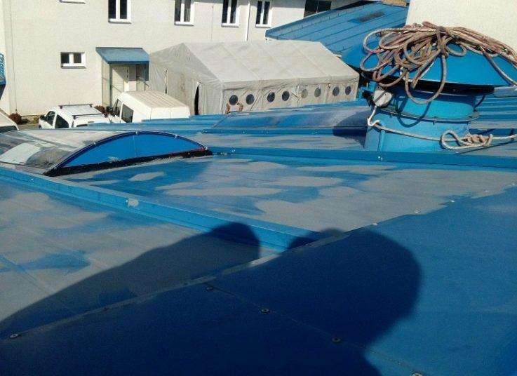 Malowanie dachu Borzęcin