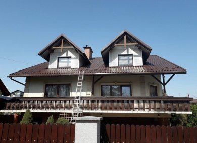 Malowanie dachu Chrzanów
