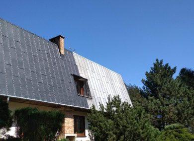 Malowanie dachu Katowice