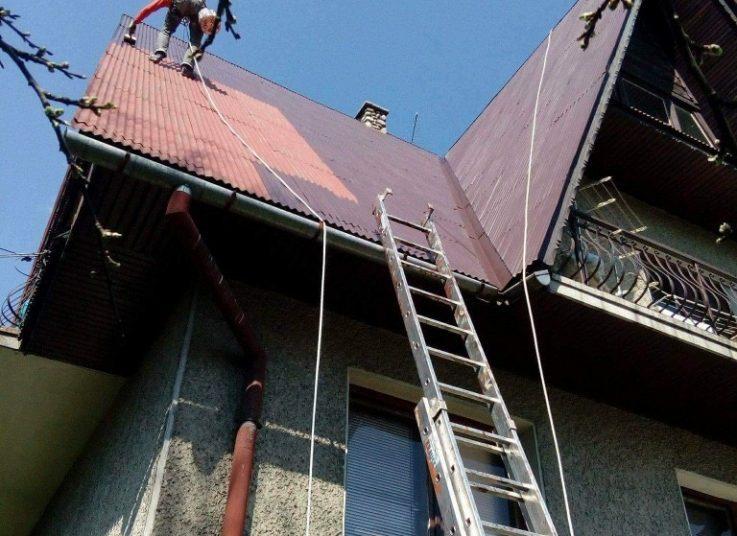 malowanie-dachu-nowy-targ-2