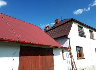 Malowanie dachów Wadowice