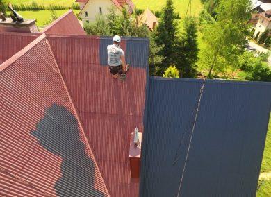 malowanie-dachu-lubien-1