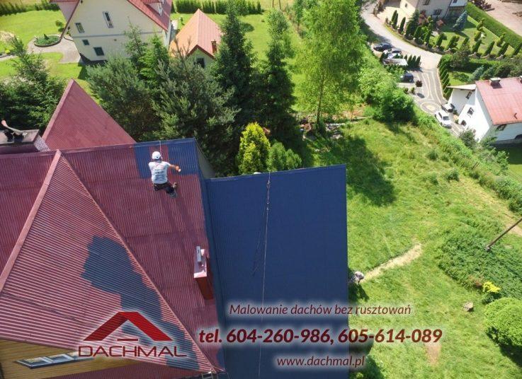 malowanie-dachu-lubien-12