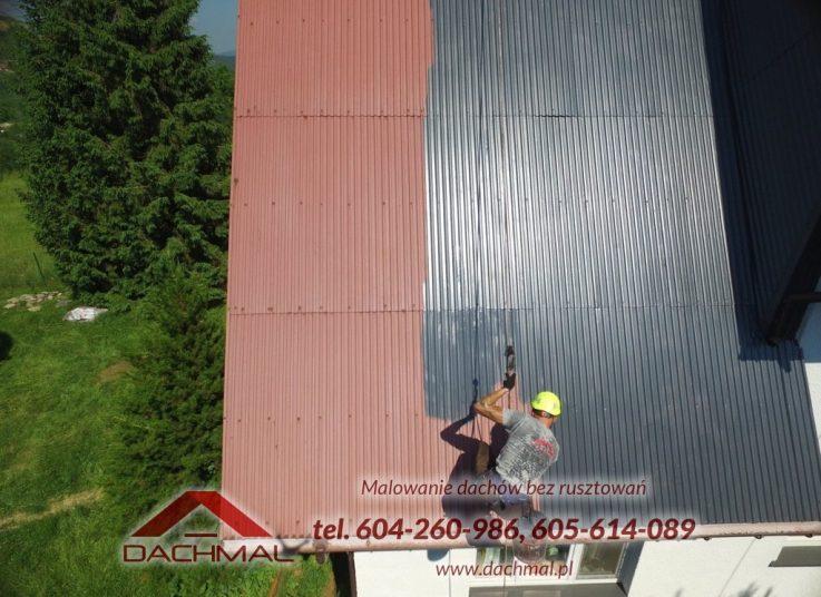 malowanie-dachu-lubien-2