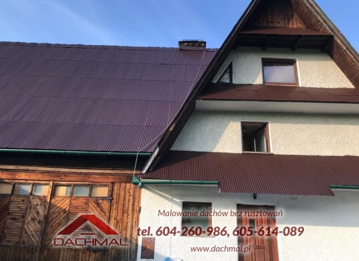 malowanie-dachu-zakopane-2