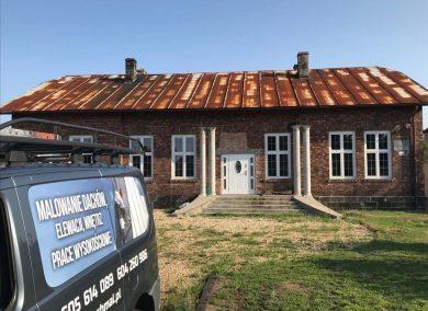 Odnowienie dachu Sosnowiec