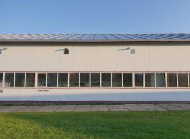 Malowanie hali fabrycznej Kalwaria