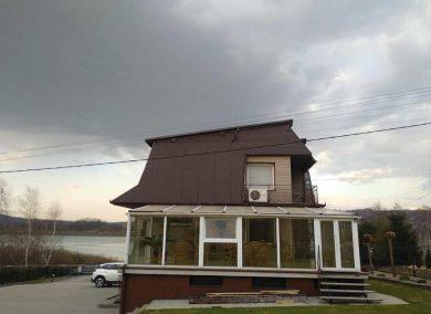 Malowanie dachu Pszczyna