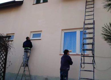 Malowanie elewacji Ustroń