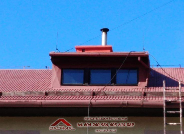 Malowanie dachu Imielin