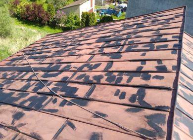 Malowanie dachu Bytom