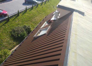 Malowanie dachu Mysłowice