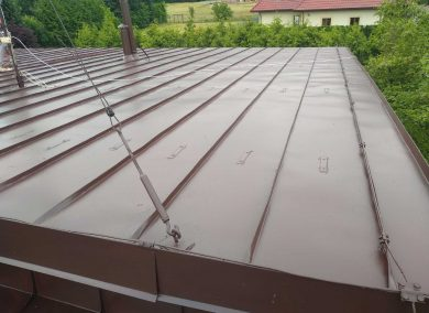 Malowanie dachu Bielsko