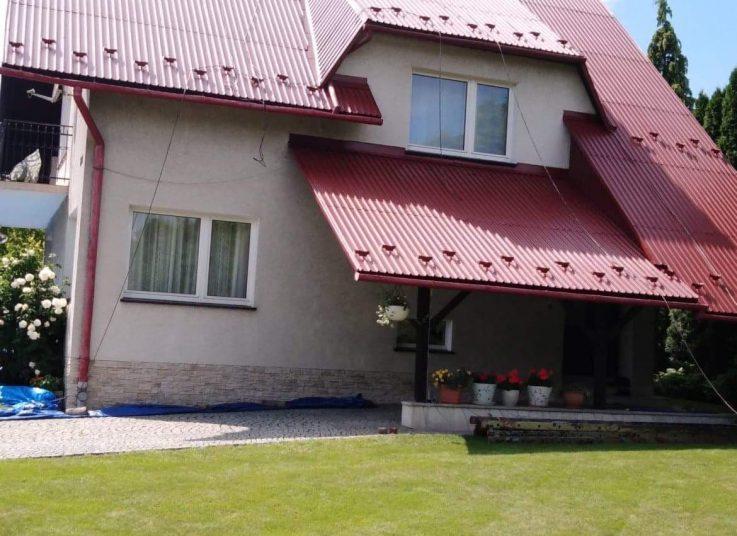 Malowanie dachu Krzeszowice