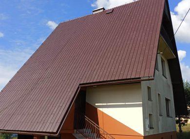 Malowanie dachu Małopolska