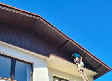 Malowanie dachów Śląsk
