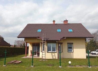 Malowanie dachu Ustroń