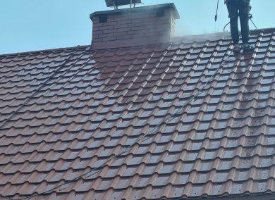Malowanie dachu Gdów
